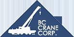 BC Crane Corp. Crane Service MA, and RI